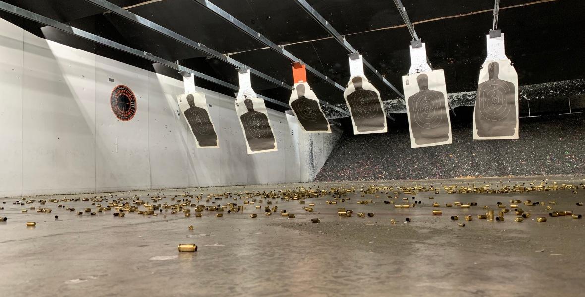 Evan's Gun World – Orange County's Friendliest Shooting Range and